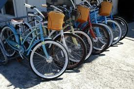 Bike in Mexico City